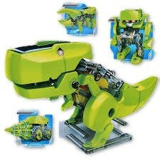 Solar Robot 4 in 1 Advanced Assembly Age 10+
