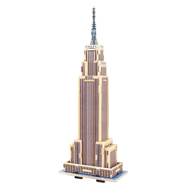 3D Puzzles - The Empire State Building(58 pcs)