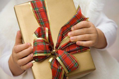 Present Wrapping (One Per Set)