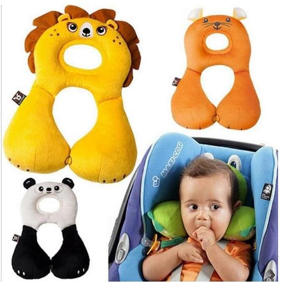 Baby Animal Travel Pillow
