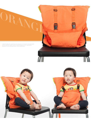 SitSafe™ - Portable & Adjustable Chair for Kids & Toddlers
