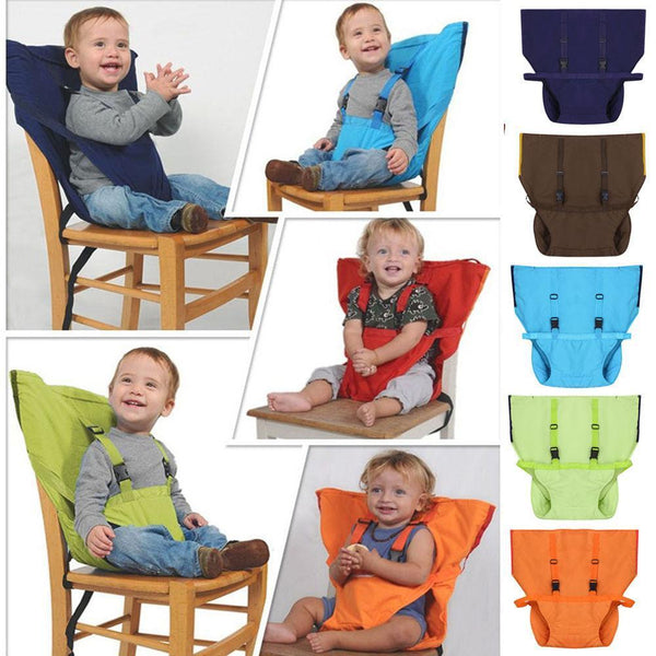 Safe&Seat - Portable Safety Kids Seat