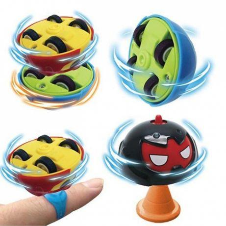 Battle Gyro Car Spinning Toy