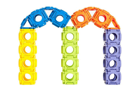 MODULMAX CONSTRUCTION TOY - BOX OF 60 PIECES