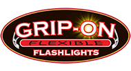 Grip-On Attachable LED Flashlight