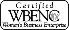 TipSee Light Company is a Certified WBENC Women's Business Enterprise