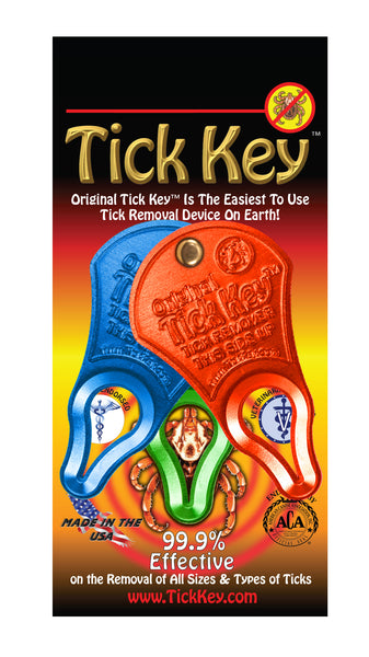 TickKey Tick Remover Tool 3-Pack