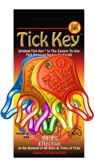 TickKey Tick Remover Tool 6-Pack