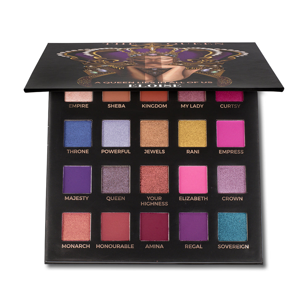 The Queen Eye Shadow Palette