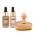 Glow Duo Illuminator Set & Tear Drop Brush