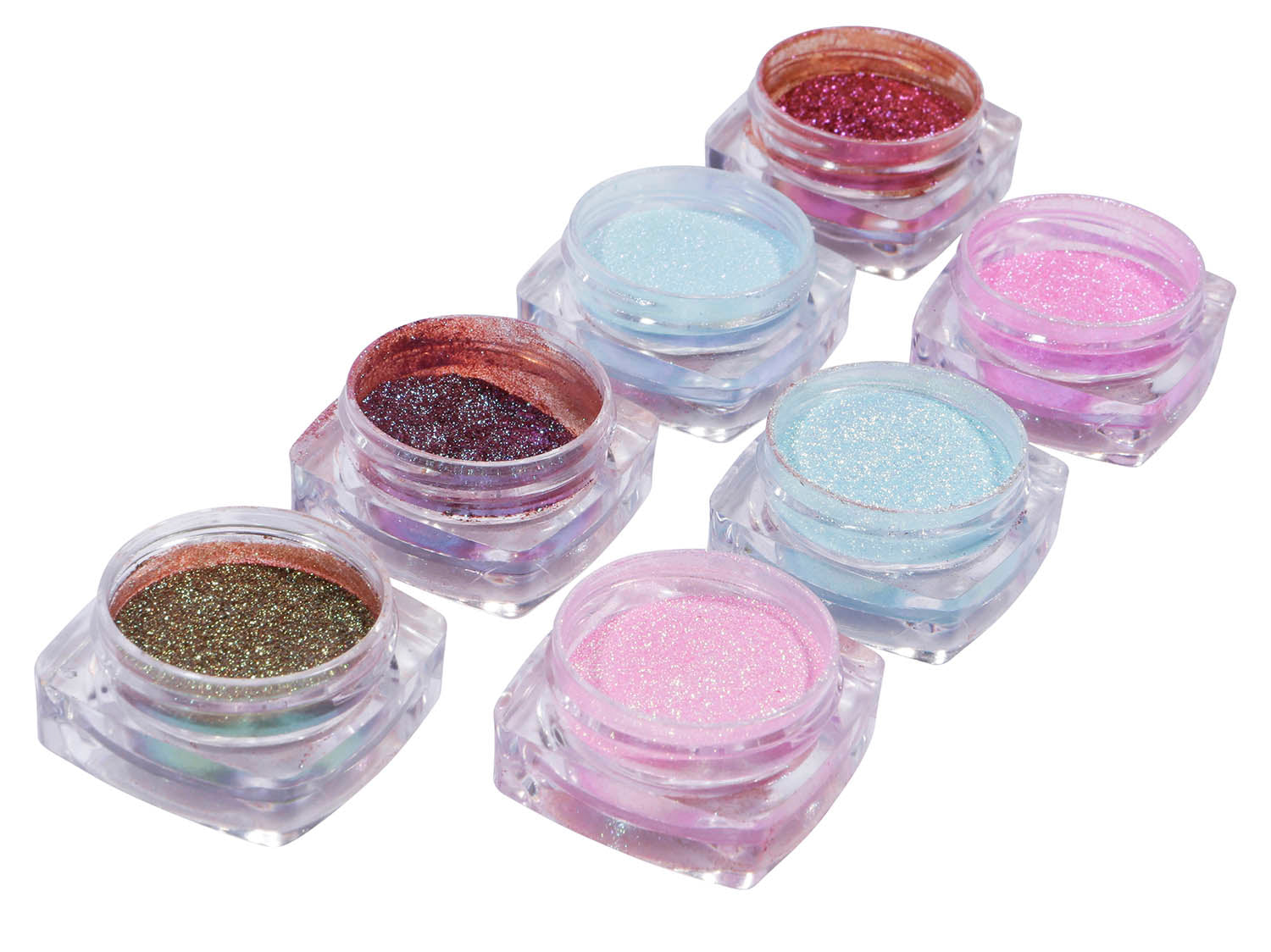 Duochrome Eye Shadows