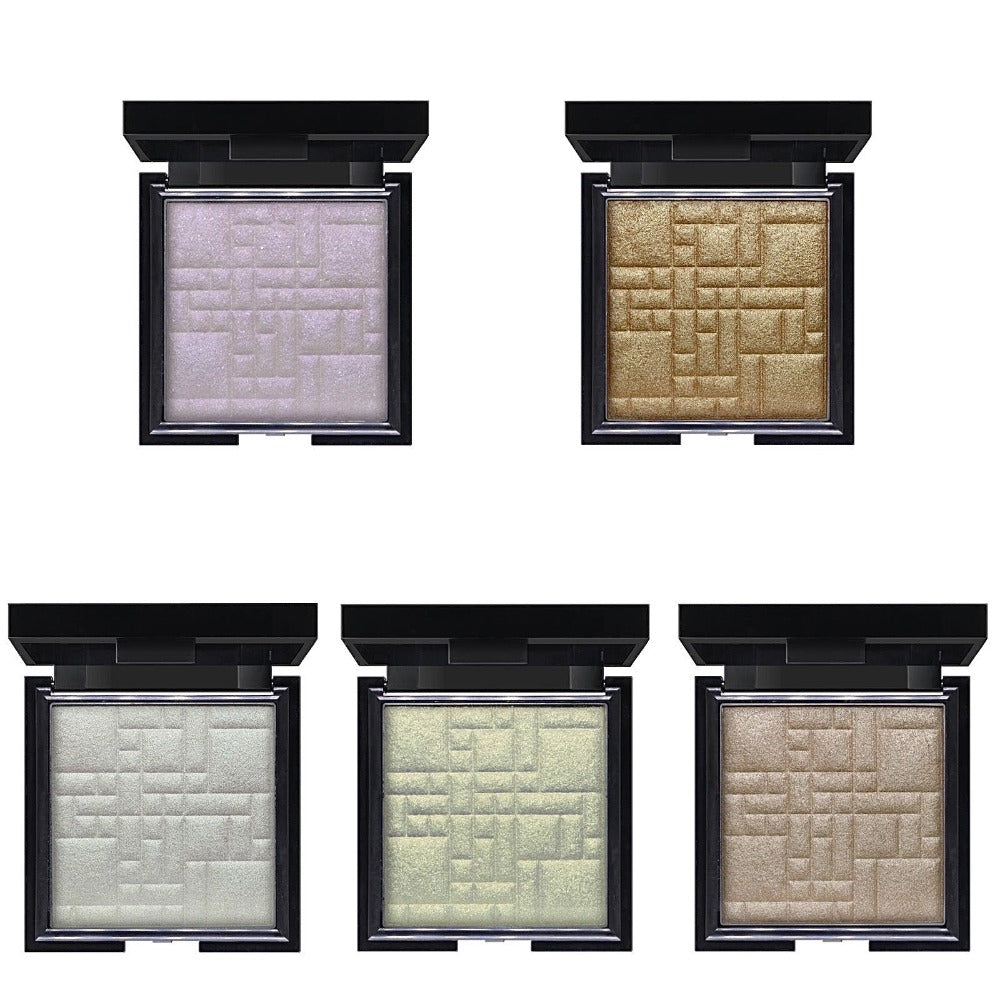 Hollywood Glow Pressed Highlighter Collection