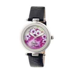 Related product : Sophie & Freda Versailles Ladies Watch - Black