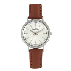 Related product : Sophie & Freda Berlin Leather-Band Watch - Brown