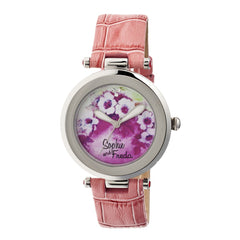 Related product : Sophie & Freda Versailles Ladies Watch - Coral