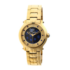 Related product : Sophie & Freda Siena Ladies Bracelet Watch - Gold