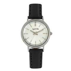 Related product : Sophie & Freda Berlin Leather-Band Watch - Black
