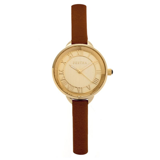 Bertha Br6705 Madison Ladies Watch