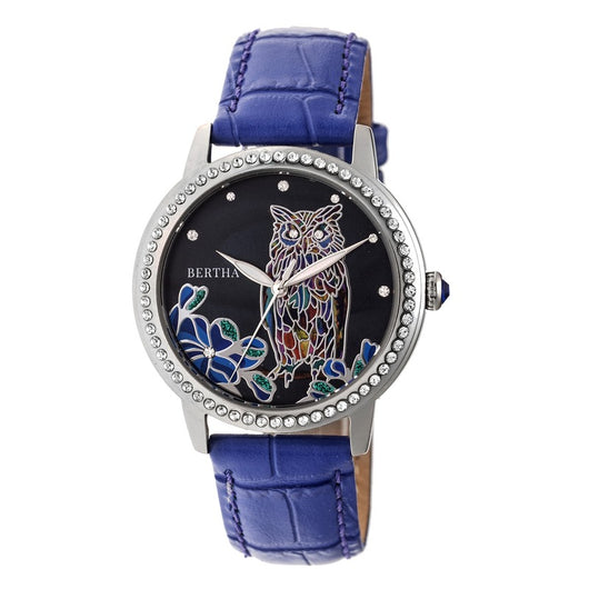 Bertha Br7105 Madeline Ladies Watch