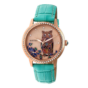 Bertha Br7108 Madeline Ladies Watch