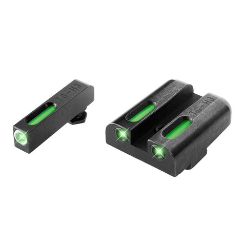 TRUGLO Brite-Site TFX Handgun Sight - Glock High Set