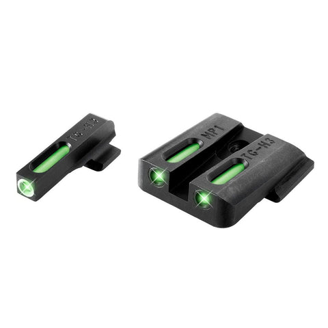 TRUGLO Brite-Site TFX Handgun Sight - S&W M&P Set
