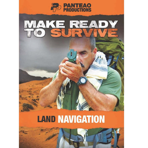 Make Ready to Survive: Land Navigation