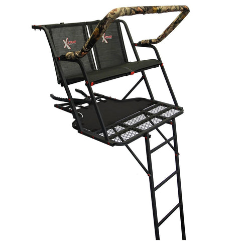 X-Stand Outback 16ft Two Man Ladderstand XSLS615