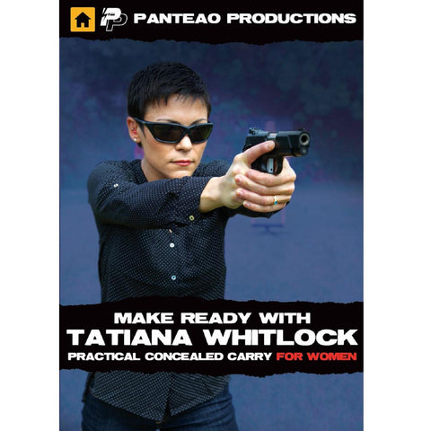 Panteao Make Ready w-Tatiana Whitlock Conc Carry Women Video