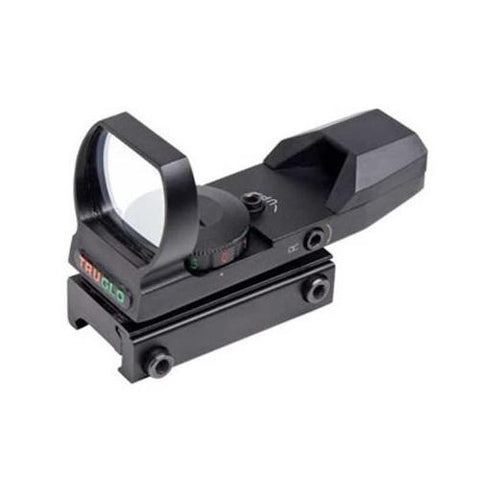 Tru Glo Red-Dot Scope Open Dual Color Black