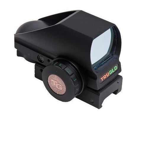 Tru Glo Red-Dot Scope TB Open Multi Black Box