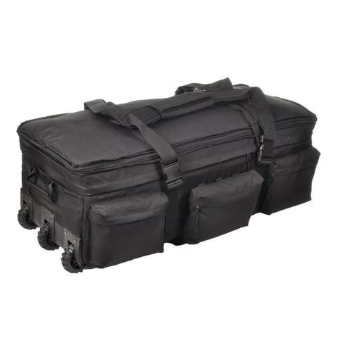 Sandpiper of California Rolling Load Out Bag - Black