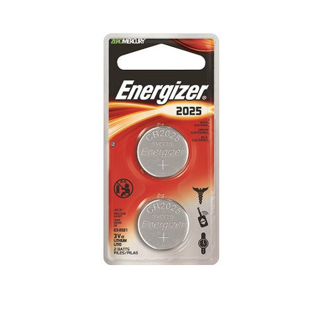 2025BP-2N Energizer Coin Lithium 2025 Battery