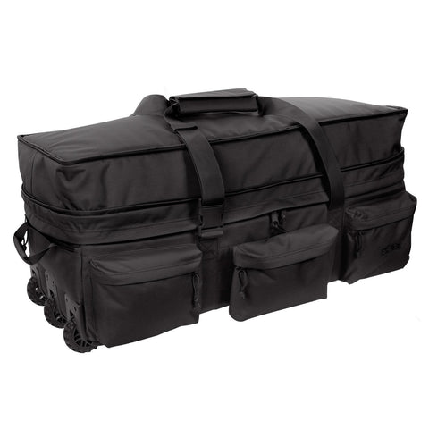 Sandpiper Rolling Roll Out Bag XL Black