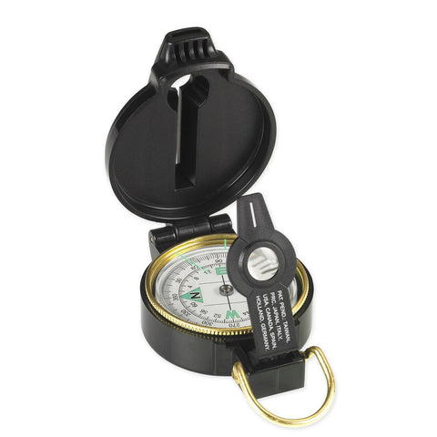 NDuR - Lensatic Compass with Whistle