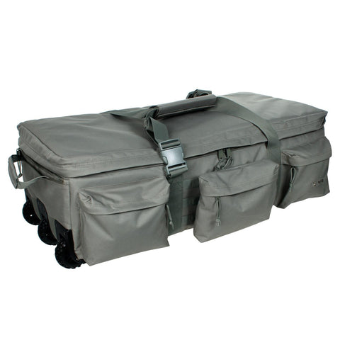 Sandpiper Rolling Load Out Bag in Foliage Green Large