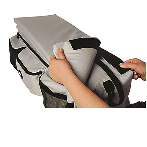 Tempress Underseat Bag - Inflatable Boats Gray