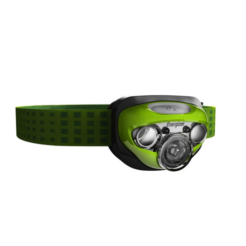 Energizer Vision HD+ LED Headlight-Green