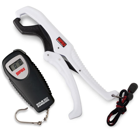 Rapala Floating Gripper Scale Combo