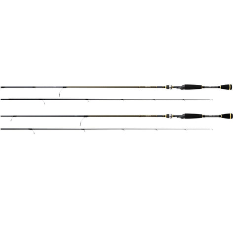 "Daiwa Aird X Casting Rod 6'6"" 2 Piece Medium"