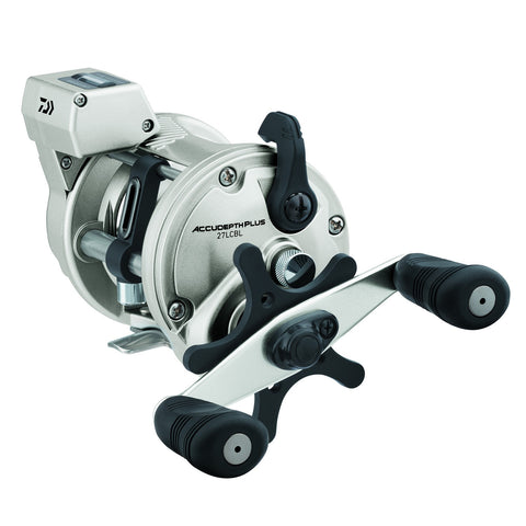 Daiwa Accudepth Plus B Line Counter Reel 4.2:1 Gear Ratio
