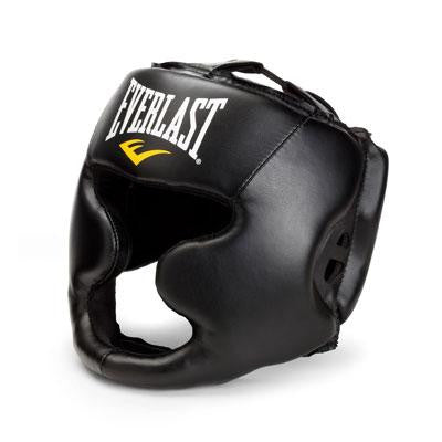 Everlast MMA Headgear Black 7420