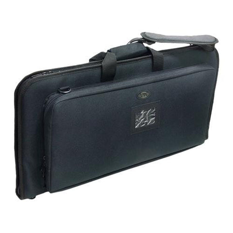 "Leapers Homeland Security 32"" Covert Gun Case Black"