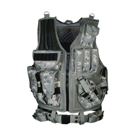 Leapers 547 Law Enforcement Tactical Vest Army Digital