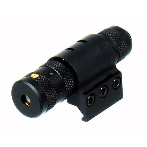 Leapers Combat Tact Adj Red Laser Sight W-Weaver Ring