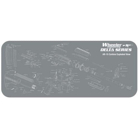 Wheeler AR Maintenance Mat