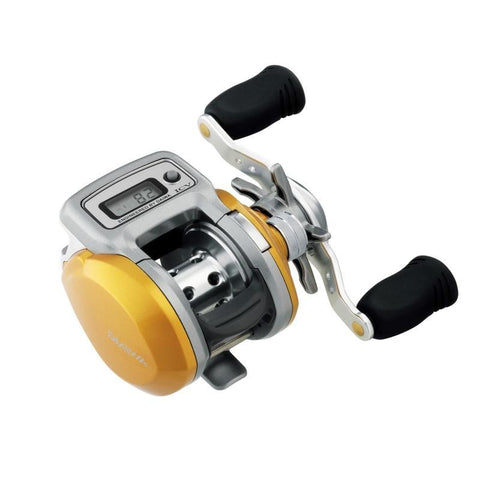 Daiwa Accudepth IC Linecounter Reel 6.3:1 3+1Bb 10Lb-150yd