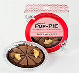 BarkinBArKERY PUP PIEs with Topper
