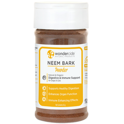 Neem Bark Powder: Pet Digestive & Immune Support