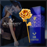 Roseternity™ - The 24 Carat Gold Rose